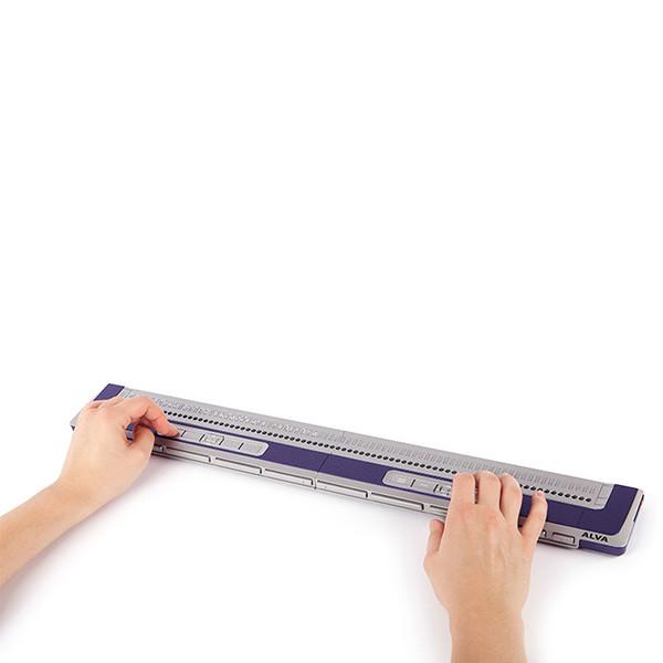 Plage braille Alva BC680