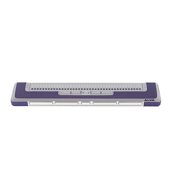 Plage braille Alva BC640 fabriquée par Optelec