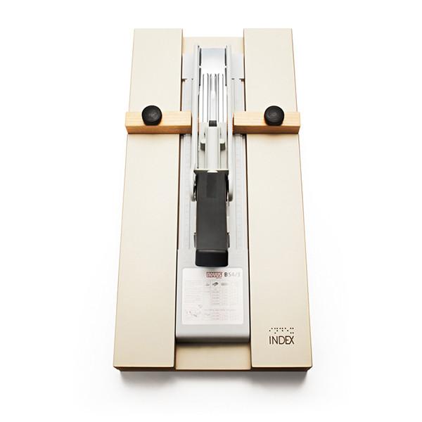 Accessoire Agrafeuse Index Braille pour les embosseuses Index