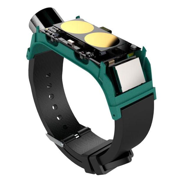 Bracelet à ultrason Sunu Band pour aveugles et malvoyants
