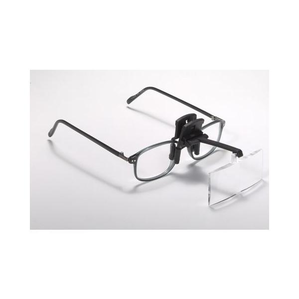 Clip-On Multiloupes pour lunettes
