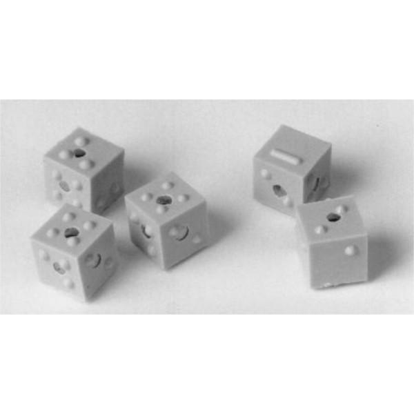 Plateau arithmétique Cubarithme pour apprentissage des mathématiques braille
