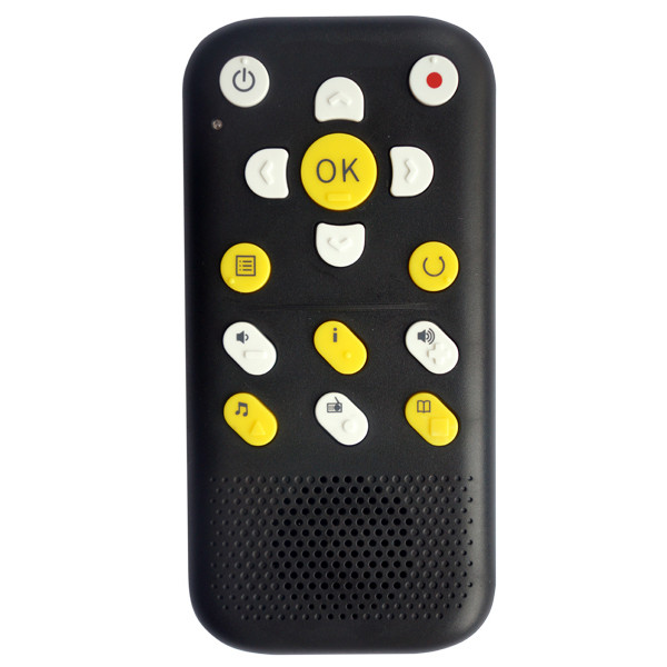 Lecteur enregistreur DAISY Evo E10 pour aveugles et malvoyants