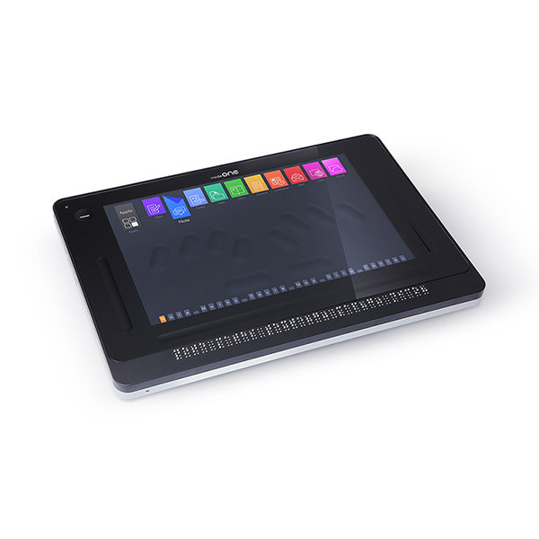 Tablette PC braille tactile insideONE