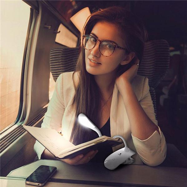 Lampe Daylight sur pince Smart Clip-on pour malvoyant DN1380