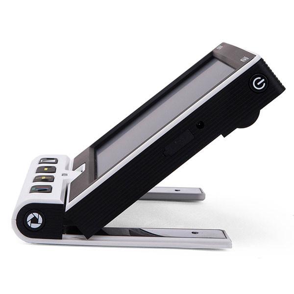 Loupe électronique portative Clover 7 pour malvoyant