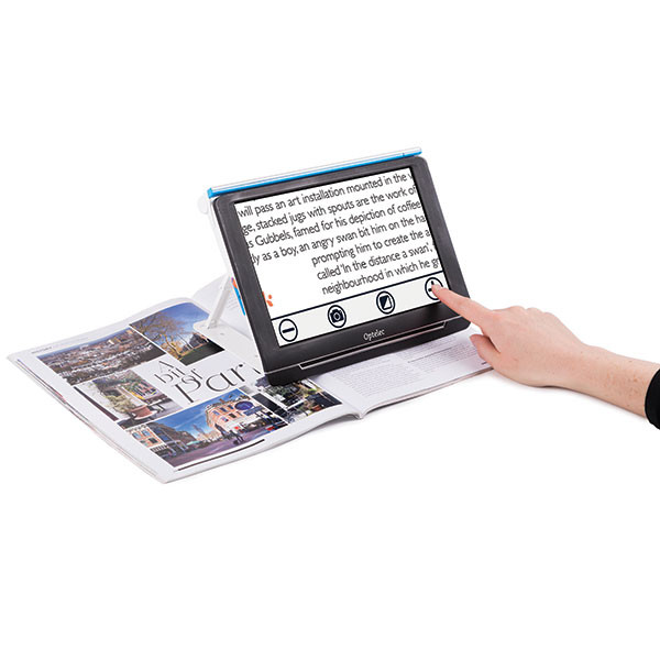 Loupe électronique avec option vocale Compact 10 HD / HD Speech