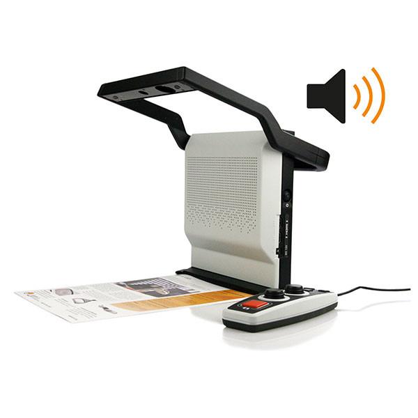 Machine à Lire MagniLink Voice ll de LVI pour aveugles