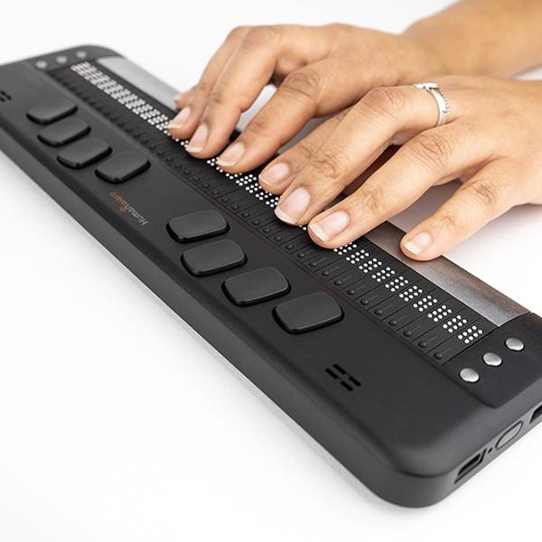 Afficheur braille dynamique Brailliant BI 40X pour aveugle