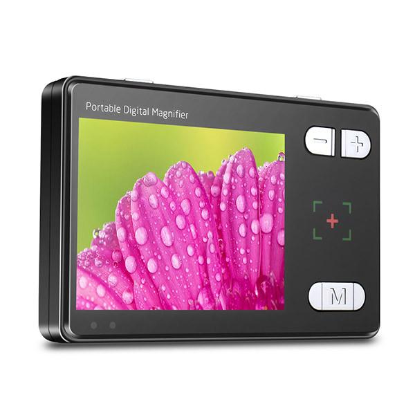 Mini loupe électronique Pocket 3.5 pour déficients visuels et seniors