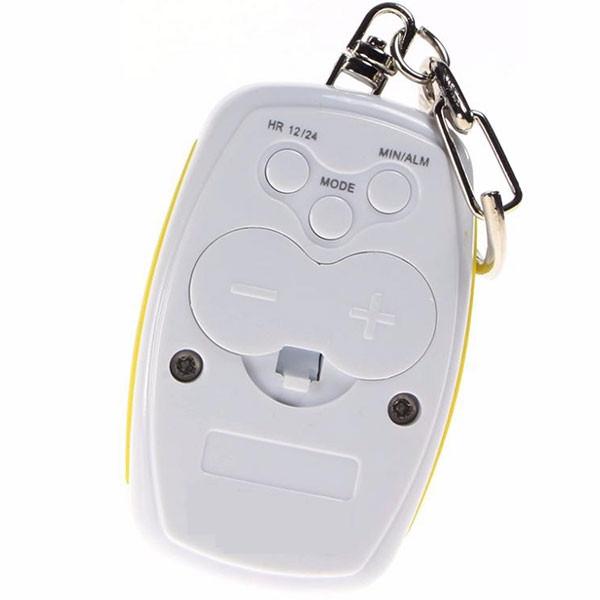 Porte-clés parlant annonçant heure et température