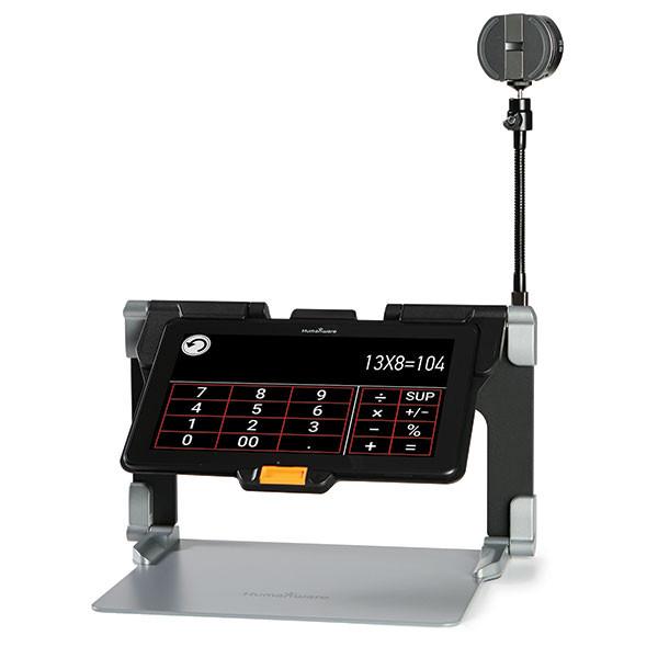 Agrandisseur numérique pour malvoyant Prodigi Connect 12