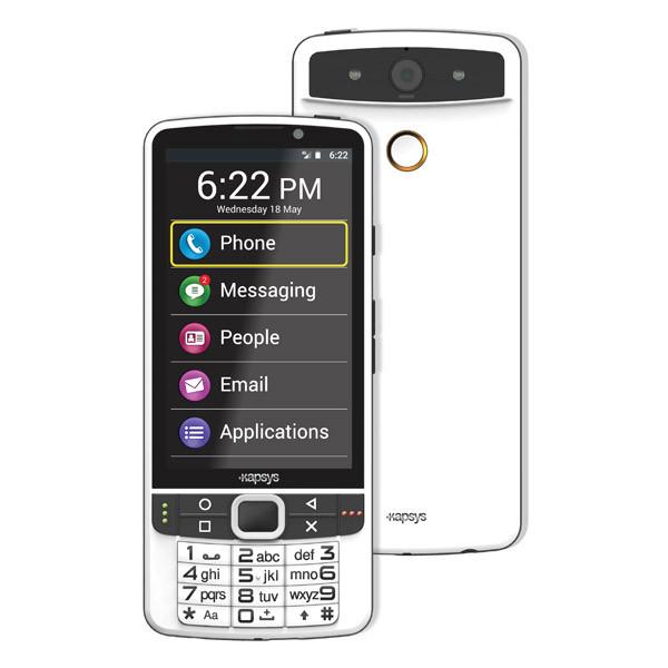 SmartVision2 - Smartphone adapté aux aveugles et malvoyants