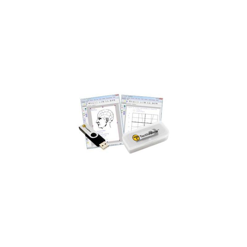 Package TactileView + TactiPen