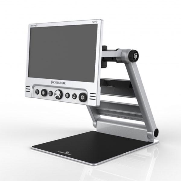 Téléagrandisseur transportable I-Loview pour malvoyant