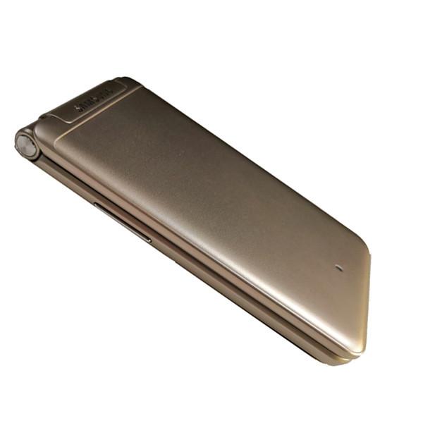 Téléphone S-Tel avec un clavier physique pour aveugle ou malvoyant