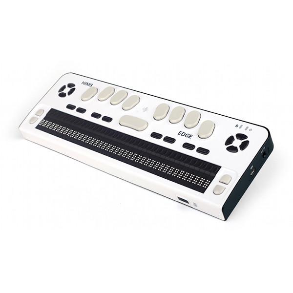Plage braille Braille Edge 40
