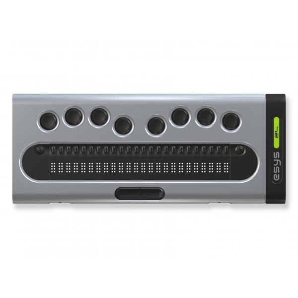 Plage braille esys 24