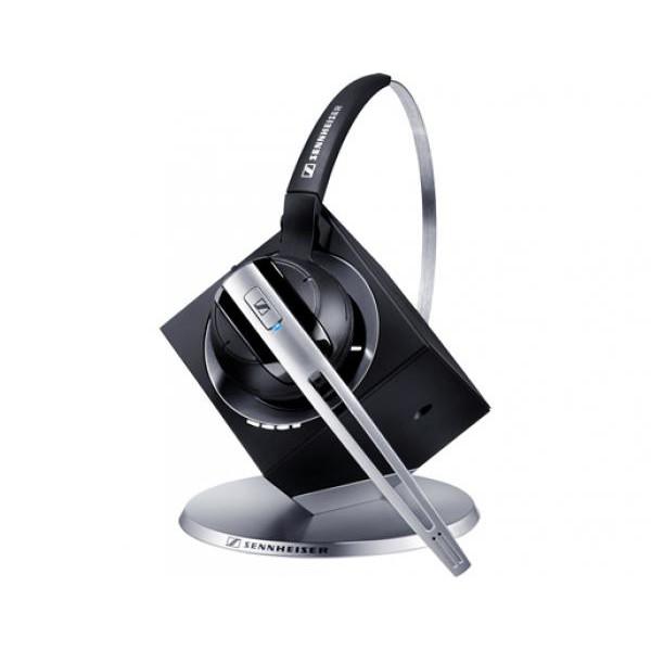 Micro-casque professionnel doule connectivité Sennheiser DW Office