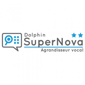 Logiciel d'agrandissement parlant Supernova Agrandisseur Vocal