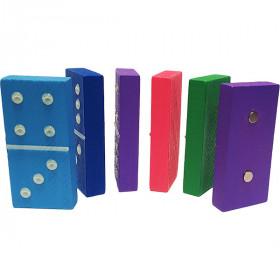 Dominos en relief avec plateau magnétique