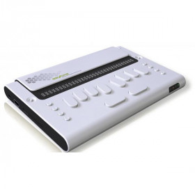 Ordinateur et bloc-notes braille esytime Evolution 32 cellules