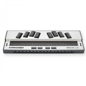 Plage 40 cellules et clavier Braillex Live
