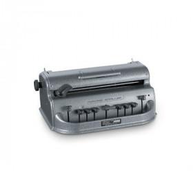 Machine à écrire le braille Perkins
