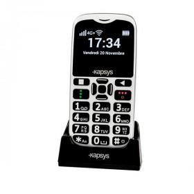 Téléphone simple et vocalisé MiniVision2