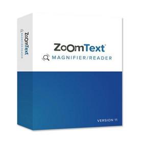 Logiciel d'agrandissement parlant ZoomText Magnifier/Reader