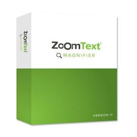 Logiciel d'agrandissement ZoomText Magnifier