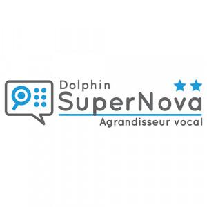 Logiciel parlant de grossissement d'écran Supernova Agrandisseur Vocal pour malvoyant