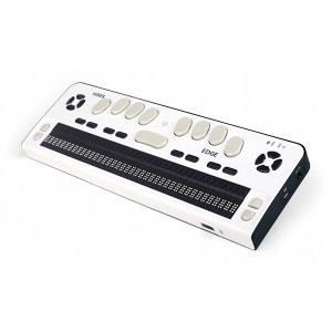 Plage braille Braille Edge 40