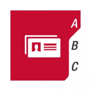 Business Card Reader - Application iOS