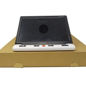Loupe électronique portative d'occasion Clover 10 pour malvoyant