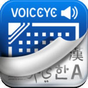 Voiceye - Application iOS