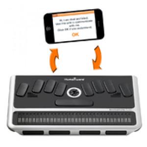 HumanWare Communicator - Application iOS