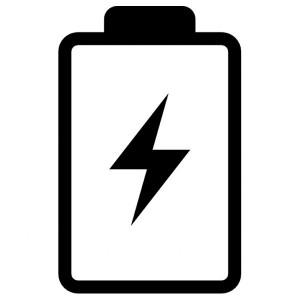 Batterie de rechange pour la loupe électronique Compact 7HD
