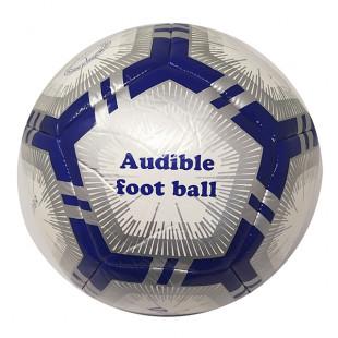 Ballon de football sonore accessible aux aveugles
