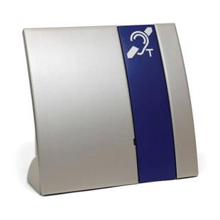 Boucle magnétique LA90 portative pour malentendant