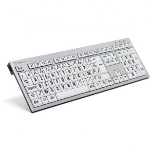 Clavier agrandi XL Print fort contraste