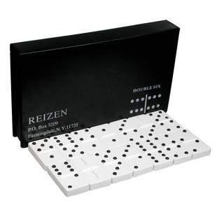 Dominos avec repères tactiles pour aveugles ou malvoyants
