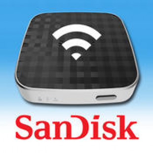 SanDisk Connect Wireless Media Drive - Application iOS