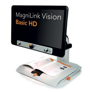 Téléagrandisseur Magnilink Vision Basic HD ou Standard pour malvoyant