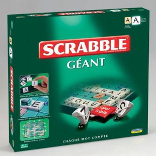 Jeu agrandi Scrabble Géant