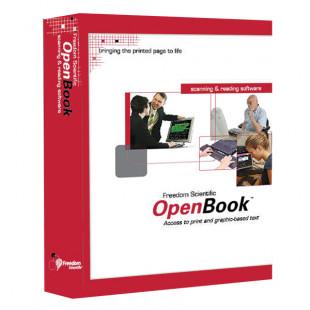 Logiciel de reconnaissance de caractères OpenBook Ruby 9