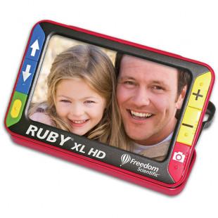 Loupe électronique haute définition 5'' Ruby XL HD pour malvoyant