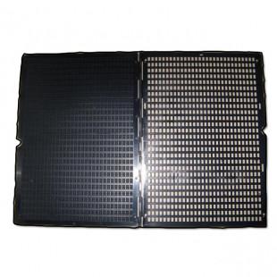 Tablette braille à cuvettes et accessoires pour écrire le braille