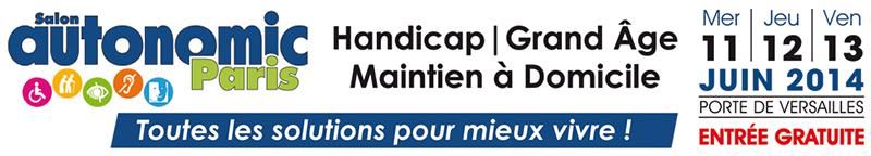 Bannière Autonomic Paris 2014